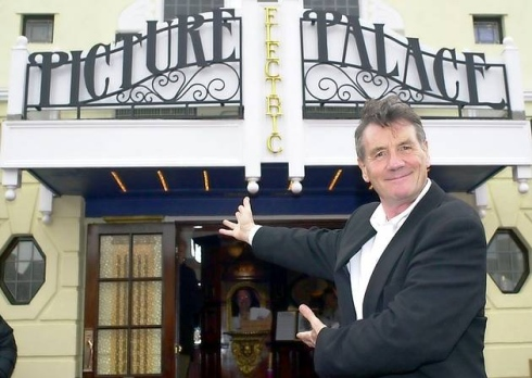 Southwold's Electric Picture Palace is run by by John Bennett, chairman of the Southwold Film Society