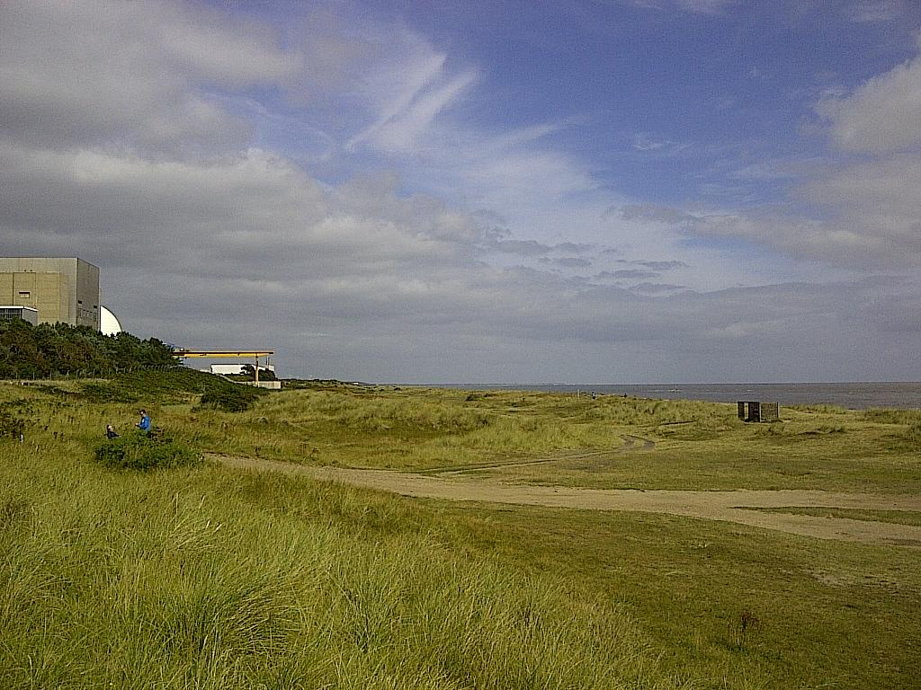 A Suffolk secret: Sizewell beach