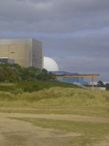 Sizewell nuclear power stations