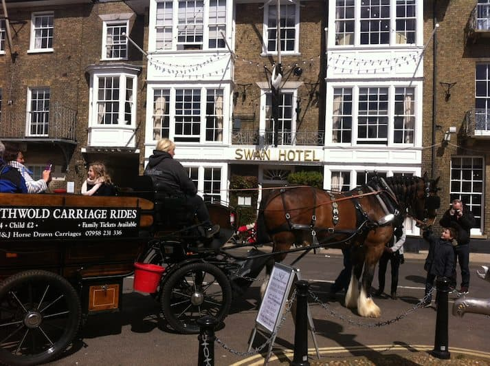 Southwold carriage rides